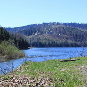 Jezioro Czerniańskie w Wiśle, Anna Piernikarczyk