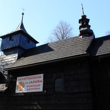 Kościół Św. Jakuba Starszego w Szczyrku