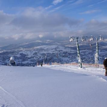 Ski Ochodzita w Koniakowie
