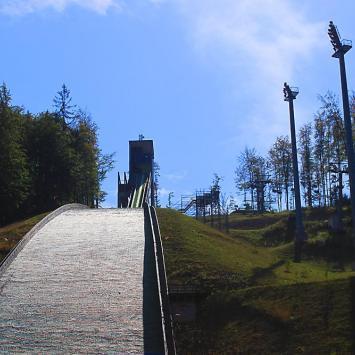 Skocznia w Wiśle - zdjęcie