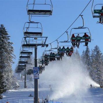Stacja narciarska Wierchomla