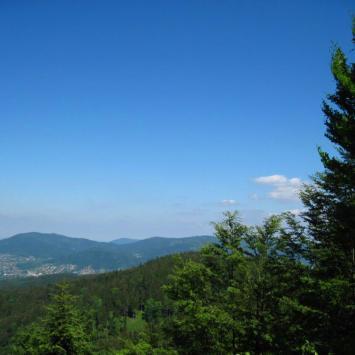 Szlaki turystyczne w Bielsku-Białej