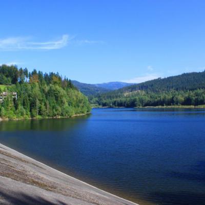 Jezioro Czerniańskie w Wiśle
