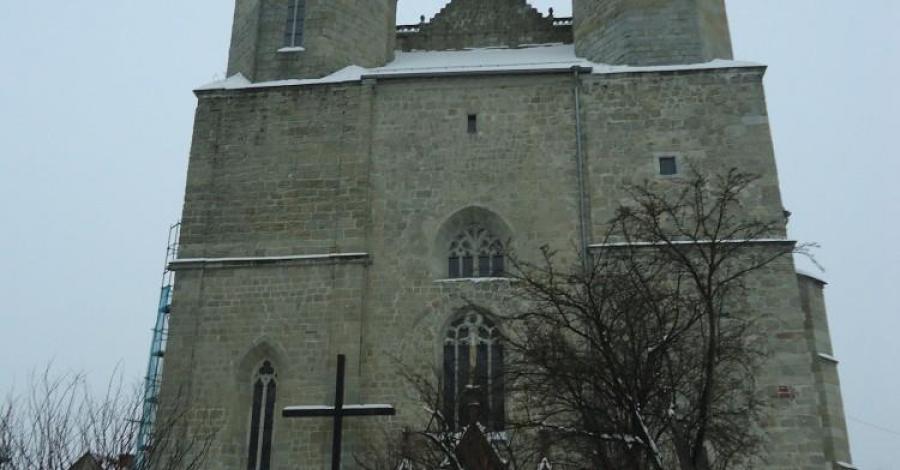 Kościół Wniebowzięcia NMP w Lwówku Śląskim