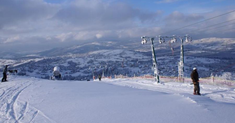 Ski Ochodzita w Koniakowie - zdjęcie