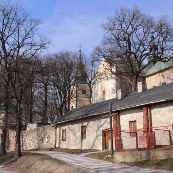 Klasztor w Mstowie