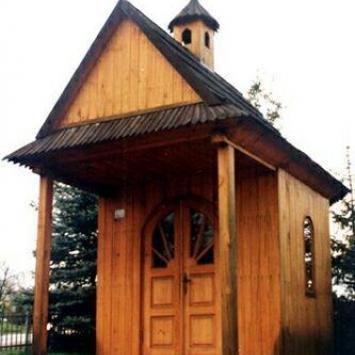 Kapliczka w Przecławiu