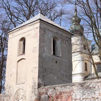 Klasztor na Wancerzowie, Anna Piernikarczyk