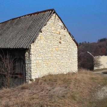 Stodoły w Mstowie