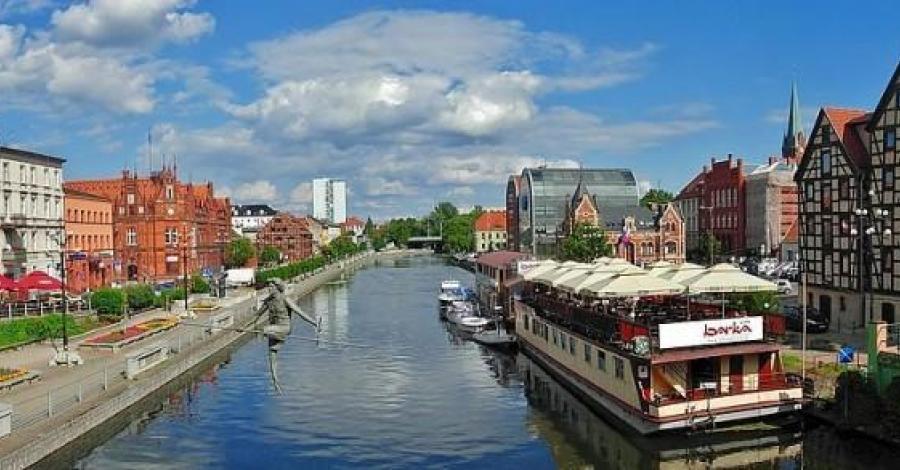 Bydgoszcz czyli wielkie miasta są piękne - zdjęcie