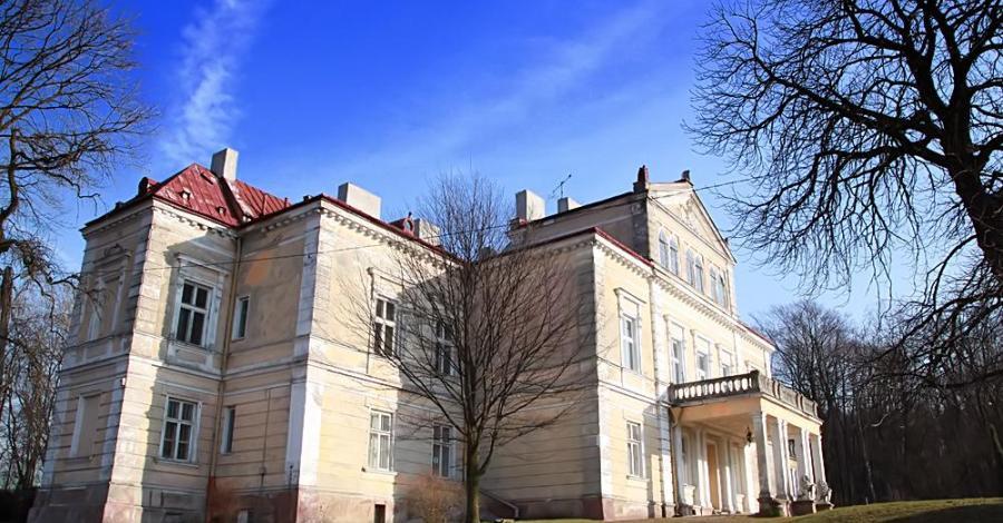 Pałac w Złotym Potoku, Anna Piernikarczyk