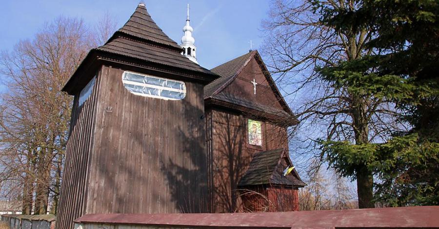 Podlesie kościół, Anna Piernikarczyk