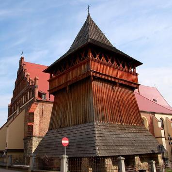 Dzwonnica w Bochni, Anna Piernikarczyk