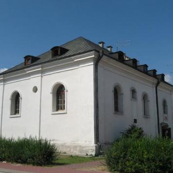 Synagoga w Józefowie Roztoczańskim