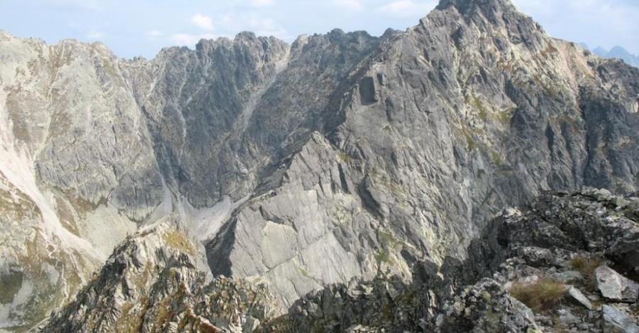 Tatry - małe 2 dni - Orla Perć od Zawratu do Koziego Wierchu, Dolina 5 Stawów Polskich i Przełęcz Krzyżne - zdjęcie