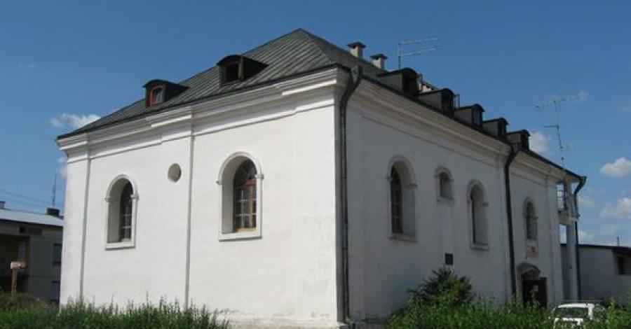 Synagoga w Józefowie Roztoczańskim - zdjęcie