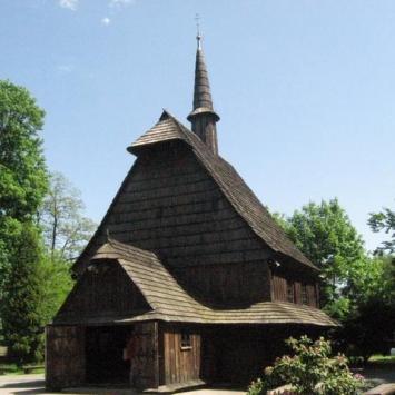 Katowice i Chorzów- architektura drewniana Górnego Śląska