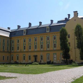 Krzeszów klasztor