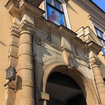 Okno Papieskie w Krakowie, Anna Piernikarczyk