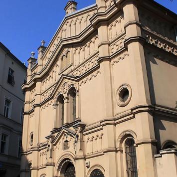 Synagoga Tempel w Krakowie, Anna Piernikarczyk