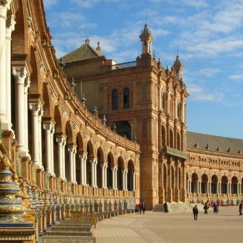 Hiszpańska Andaluzja - zdjęcie