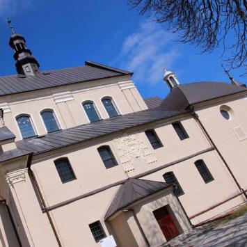 Kościół w Pilicy