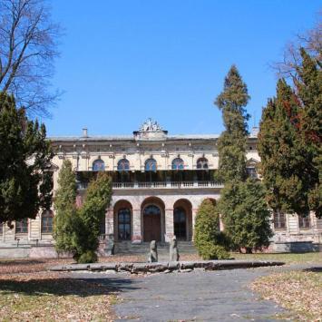 Pałac w Pilicy, Anna Piernikarczyk