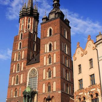 Kraków Rynek, Anna Piernikarczyk