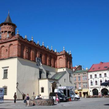 Ratusz w Tarnowie - zdjęcie