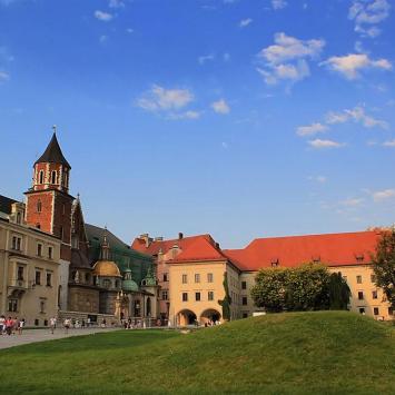 Kraków Wawel, Anna Piernikarczyk