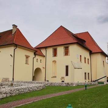 Zamek Żupny w Wieliczce - zdjęcie