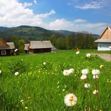 Żywiecki Park Etnograficzny - zdjęcie