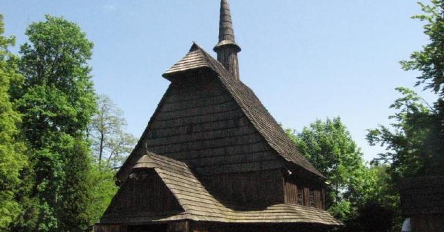 Katowice i Chorzów- architektura drewniana Górnego Śląska - zdjęcie