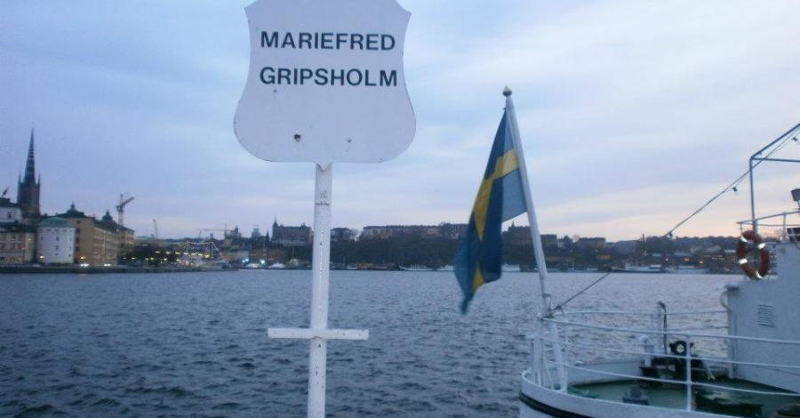 Sztokholm - miasto tysiąca wysp... - zdjęcie