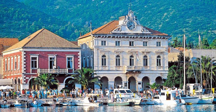 Chorwacja- kraj niezwykłych plaż i majestatycznych gór - zdjęcie
