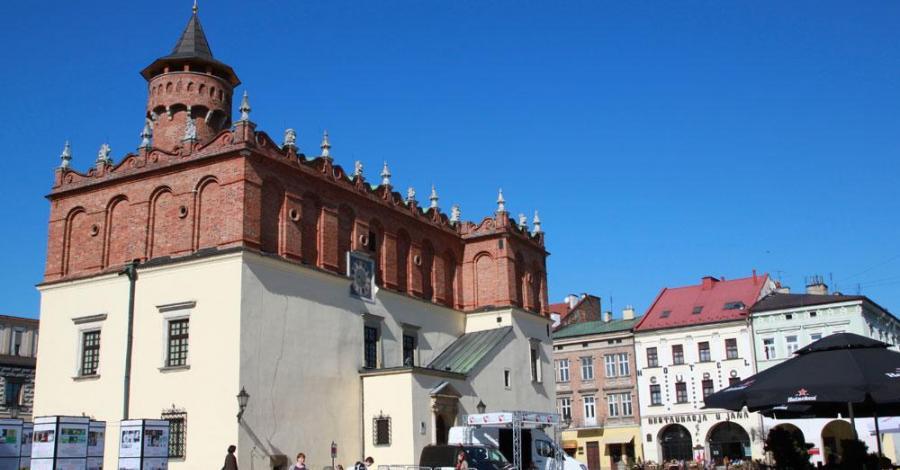 Ratusz w Tarnowie, Anna Piernikarczyk