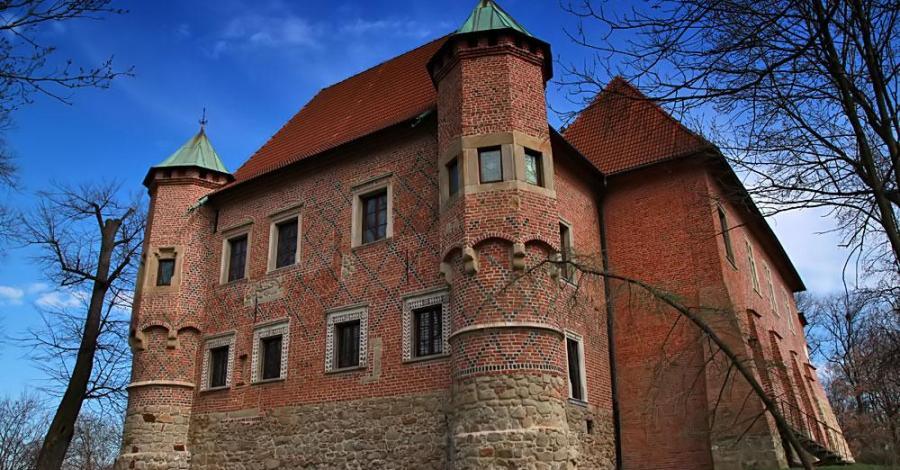 Zamek w Dębnie, Anna Piernikarczyk