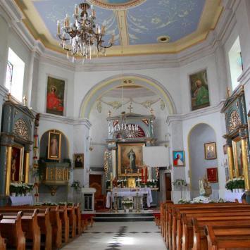 Kościół Św. Bartłomieja w Jerzmanowicach