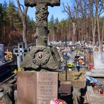 Cmentarz w Bydlinie
