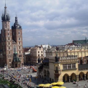 Wycieczka śladami historii po Krakowie - zdjęcie