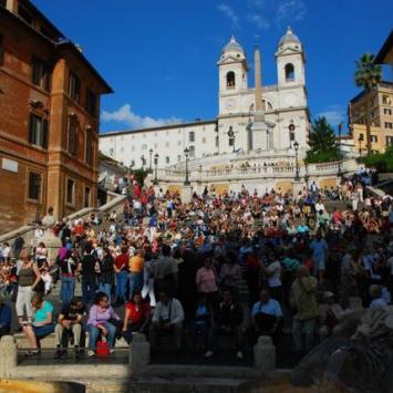 Spacer po Rzymie - zdjęcie