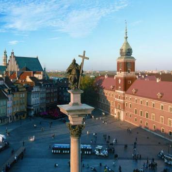 Magiczna Warszawa - zdjęcie