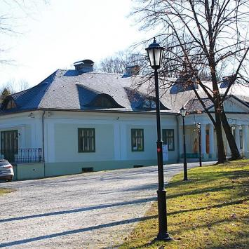 Dwór w Bolesławiu