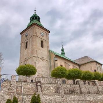 Kościół w Będzinie