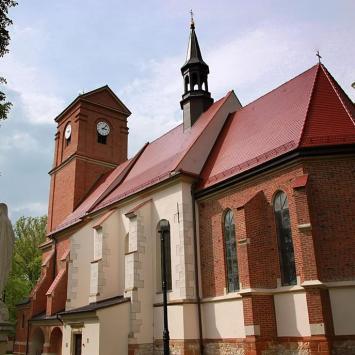 Kościół w Bolechowicach