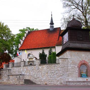Kościół w Giebułtowie
