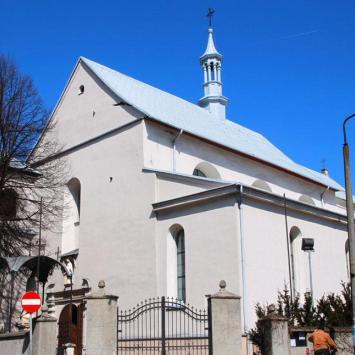 Kościół w Wolbromiu