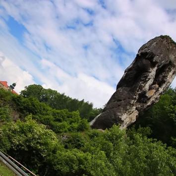 Maczuga Herkulesa Ojcowski Park Narodowy, Anna Piernikarczyk