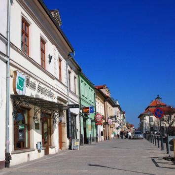Szlaki turystyczne w Olkuszu