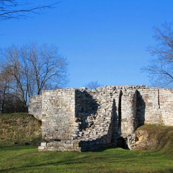 Zamek w Sławkowie